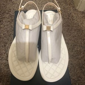 NWOT - Cole Haan Tali Mini Bow Sandals